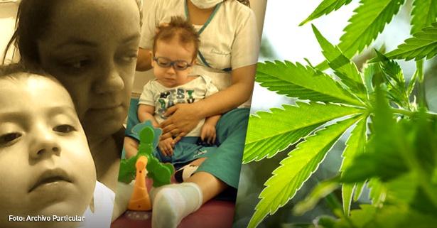 El bebé que dejó de ser epiléptico gracias a la marihuana1