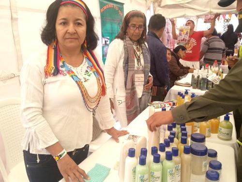 Encuentros regionales de economías propias en Popayán1