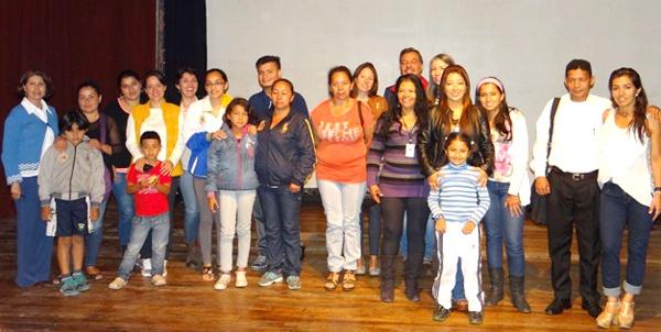 Escuelas Comunitarias de Formación Artística - Popayán