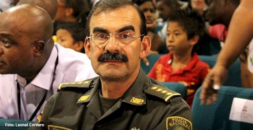 General Rodolfo Palomino - Policía