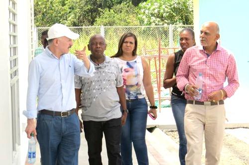 Gobernador del Cauca y el alcalde de Puerto Tejada