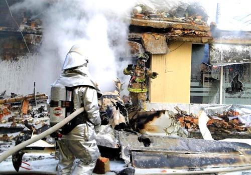 Investigan accidente de avioneta en Engativá, Bogotá
