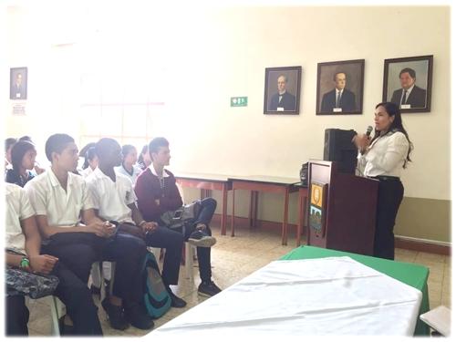 Lucy Amparo Guzmán - Instituto Técnico - Santander de Quilichao