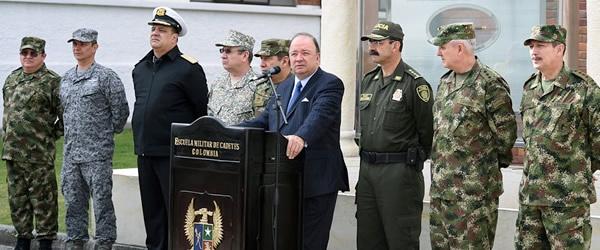 Luis Carlos Villegas, ministro de Defensa