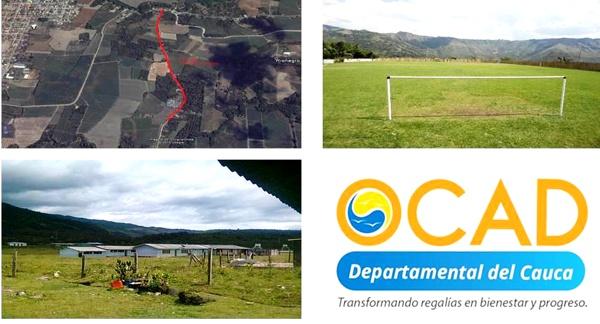OCAD Departamental del Cauca - Proyectos