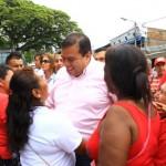 Emotivo re-encuentro con los nortecaucanos tuvo en Corinto y Puerto Tejada el gobernador electo Oscar Rodrigo Campo Hurtado