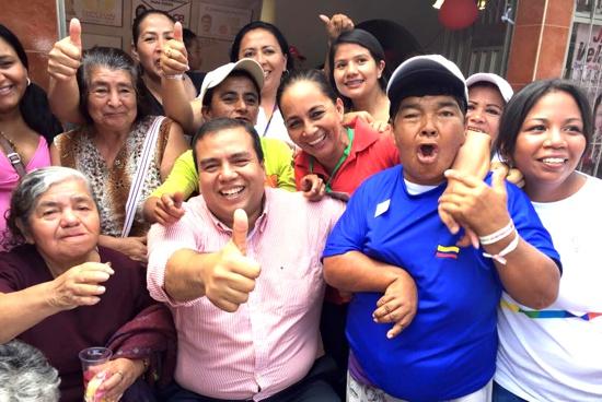 Oscar Campo - Nuevo Gobernador del Cauca