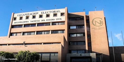 Registraduría Nacional del Estado Civil - Organización Electoral