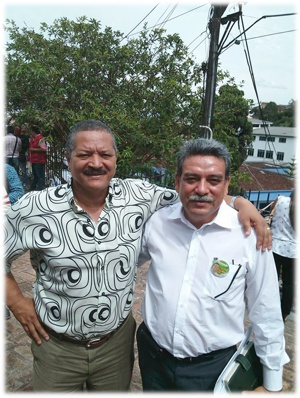 Wilson Darío Bonilla Lucumí y Gilberto Muñoz Coronado - Popayán