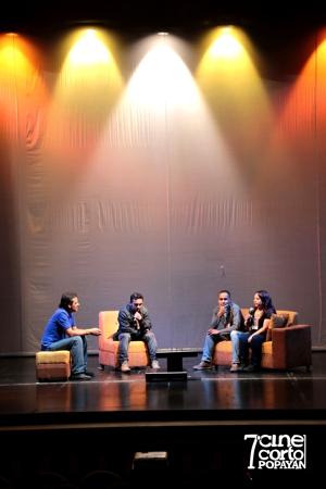 7 Festival de Cine Corto - Popayán