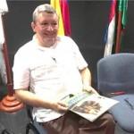 AMADEO GONZÁLEZ Y SU LOCURA DE CUATRO TABLAS