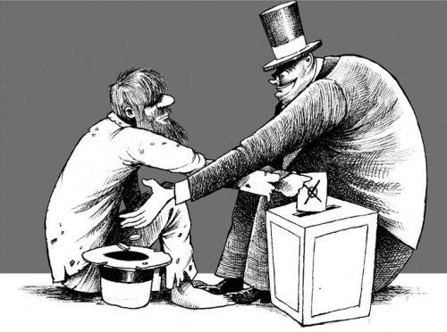 De la compraventa de votos y la ética