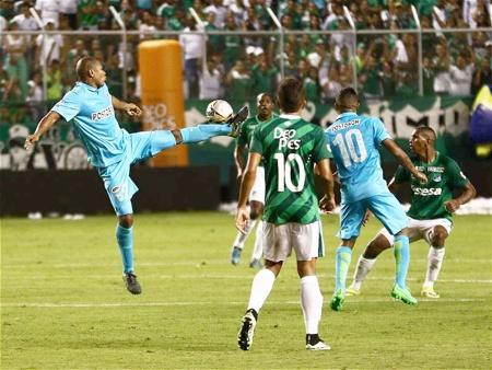 Deportivo Cali vs Atlético Nacional en Palmaseca
