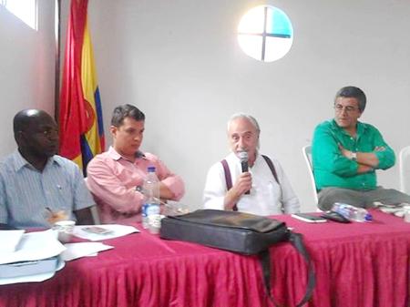 Diálogos por la paz en Santander de Quilichao - Alfredo Molano