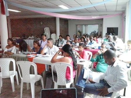 Diálogos por la paz en Santander de Quilichao - Cauca