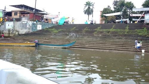 Emergenci por inundaciones y lluvias en Guapi, Cauca