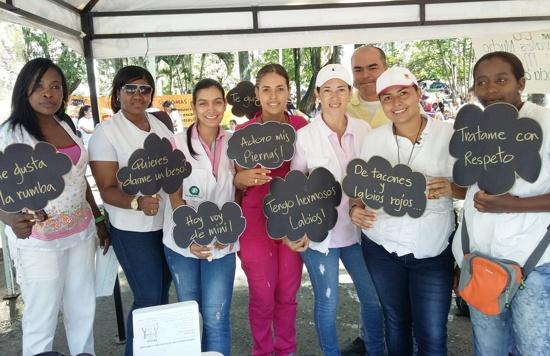 Marcha por la violencia contra la mujer en Santander de Quilichao5