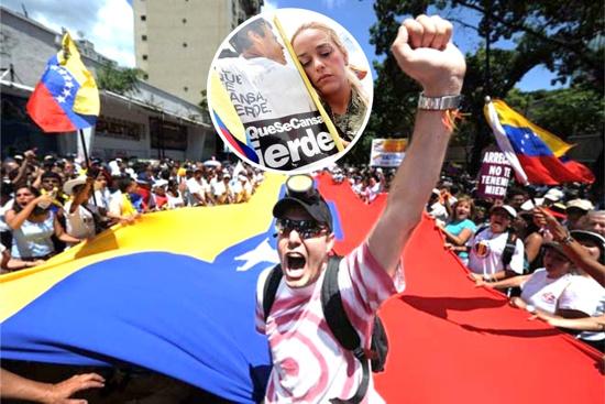 Oposición en Venezuela - Proclama del Cauca