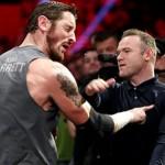 Video de Rooney golpeando a luchador causa furor en redes sociales