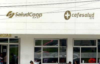 SaludCoop EPS - CafeSalud