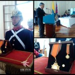 Unicauca recibe Orden del Congreso de la República en el Grado de Comendador