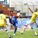 Universitario de Popayán logró su primer triunfo en cuadrangulares