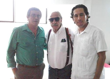 Walter Aldana - Alfredo Molano y Elkin Yamith Burbano - Diálogos por la paz en Santander de Quilichao