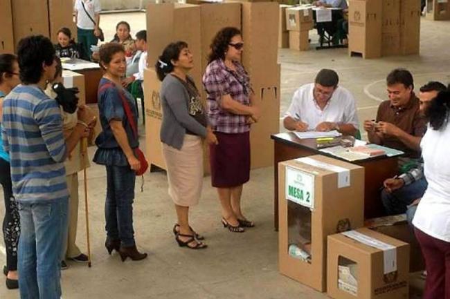 La lotería de las elecciones