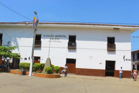 Alcaldía Municipal de Caloto - Foto - Proclama del Cauca