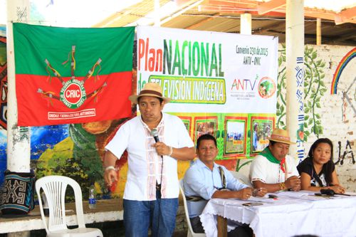 Asamblea Nacional Extraordinaria de Autoridades Indígenas de Colombia 5
