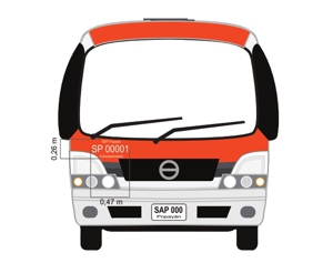 Bus Ciudad Blanca - SETP - Popayán1