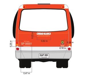 Bus Ciudad Blanca - SETP - Popayán2