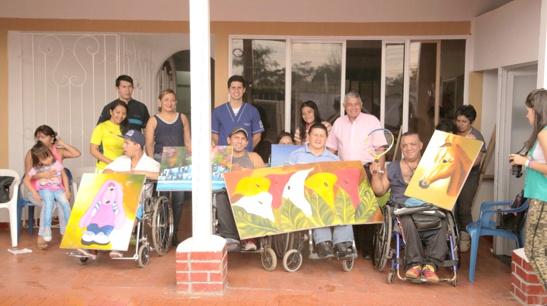 CEO se vinculó a la conmemoración del Día Internacional de las Personas con Discapacidad