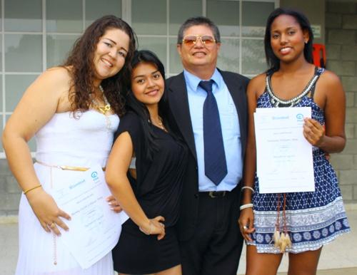 Fundación Plan certificó estudiantes en Competencias Transversales - Mercadeo y Ventas
