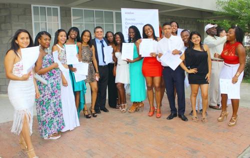 Fundación Plan certificó estudiantes en Competencias Transversales - Mercadeo y Ventas1