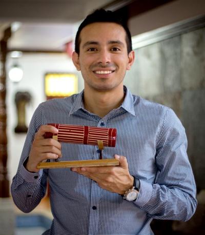 Juan Carlos Granada - Premio Nacional de Periodismo Cultural para la FUP