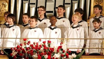 Los coros de navidad