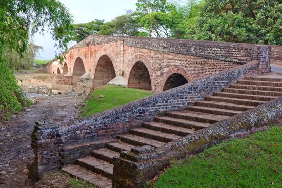 Puente de los Esclavos - Miranda  Cauca