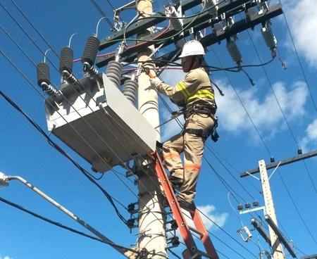 Saboteo a redes de energía - CEO