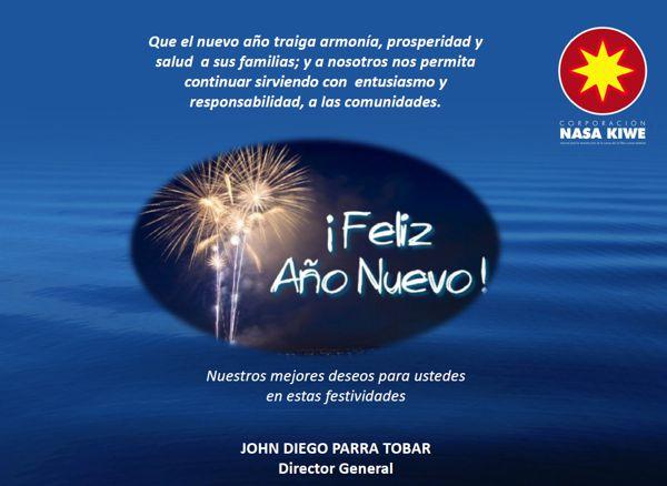 Saludo Año Nuevo 1