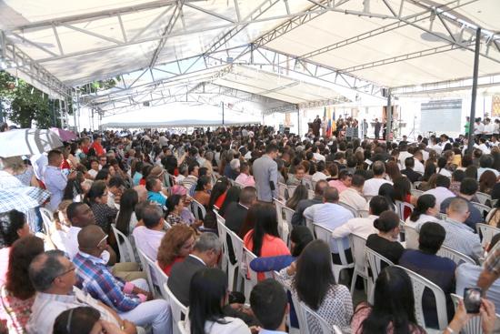 Se posesionó el nuevo gobernador del Cauca, Oscar Campo
