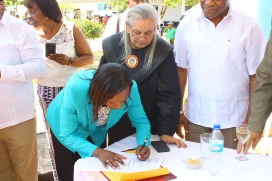 Se posesionó la nueva alcaldesa de Caloto11