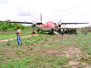 Secuestro de avión de Avianca en 1999