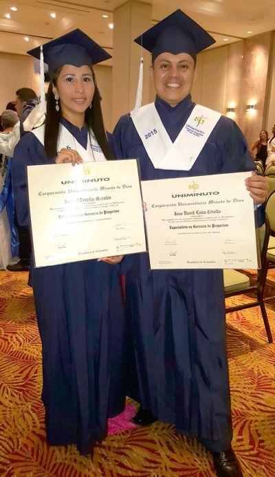 Anabel Trujillo Morales y David Luna - Proclama del Cauca