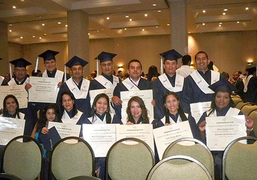 graduandos