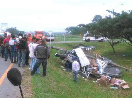 Accidente de tránsito en Santander de Quilichao