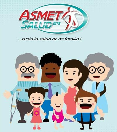 Asmet Salud - Cuida la salud de mi familia