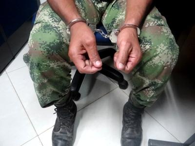 Capturados 4 militares por la muerte de un campesino en Argelia, Cauca
