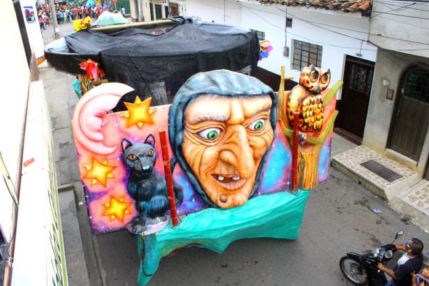 Carnavales de Blancos y Negros en Santander de Quilichao - Fotos Hernán Luna9.