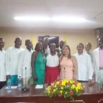 alcaldesa de Villa Rica, Yenny Nair Gómez, instaló oficialmente el Concejo Municipal